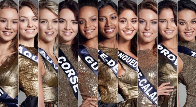 Miss France 2017 ? On préférait la miss Aurore Kichenin