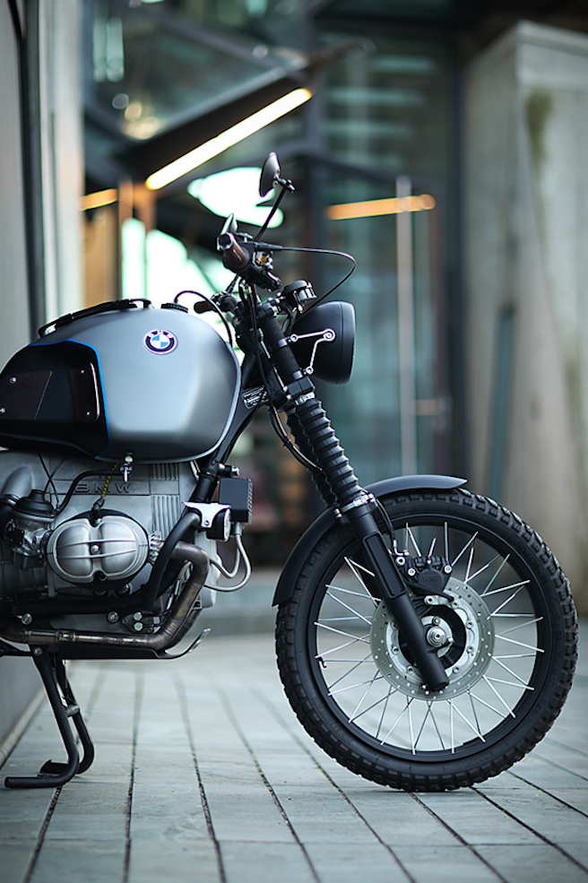 BMW R100GS Glober par ER Motorcycles 03