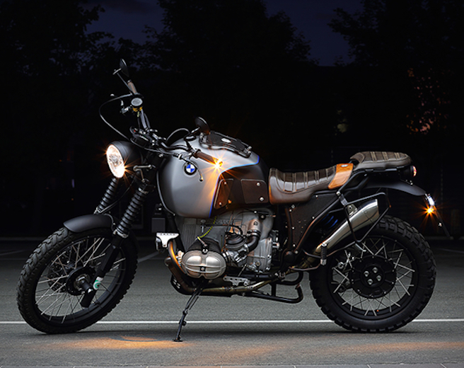 BMW R100GS Glober par ER Motorcycles 06