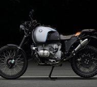 BMW R100GS Glober par ER Motorcycles 07