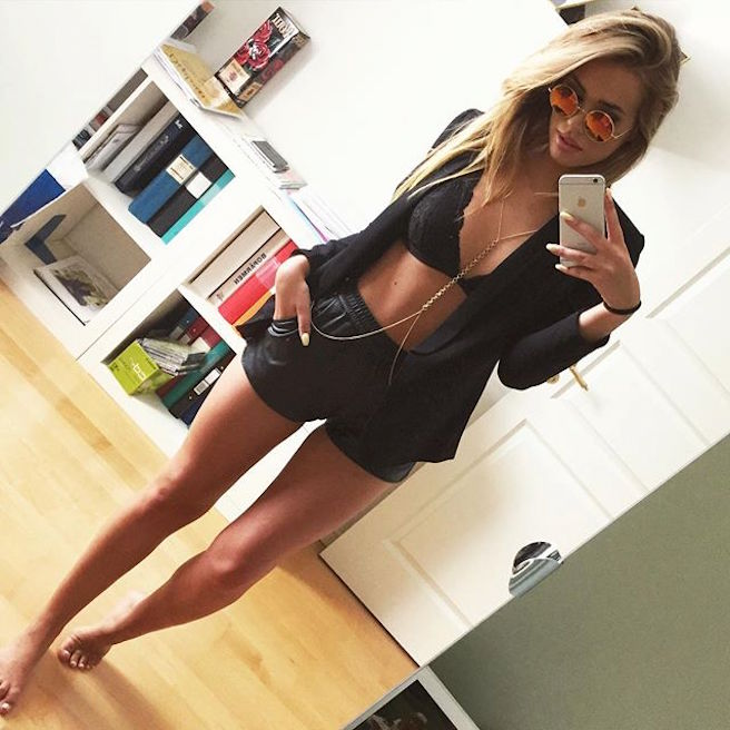 Isabella Jedler-Suédoise-Suède-Stockholm-Instagirl-Instagram-Sexy-Jolie-Canon-Glamour-Fille-Femme-Blonde-Yeux-Verts-Blogueuse-Blog-Mannequin-mode-effronte-14
