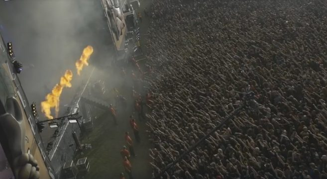 Le documentaire sur les coulisses du Hellfest ! Open The Doors