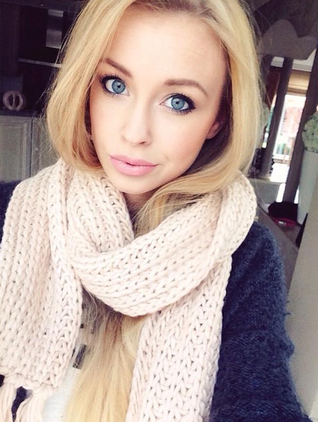 On pense avoir trouvé l'hôtesse de l'air la plus sexy de Belgique-Maureen Alexandra Naudts-10