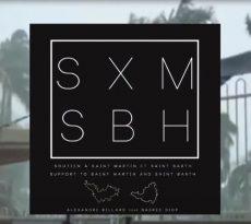 PRAY FOR SXM - SBH HURRICANE IRMA 2K17 par Alexandre Billard Feat. Nasree Diop